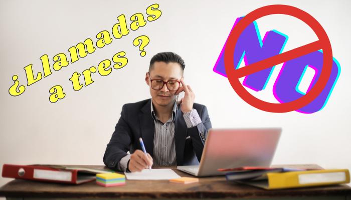 10 RAZONES PARA NO UTILIZAR LAS LLAMADAS A 3 EN EL RECLUTAMIENTO DE MLM