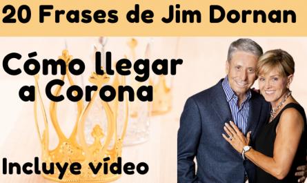 Jim y Nancy Dornan Como llegamos a Diamante vídeo y frases