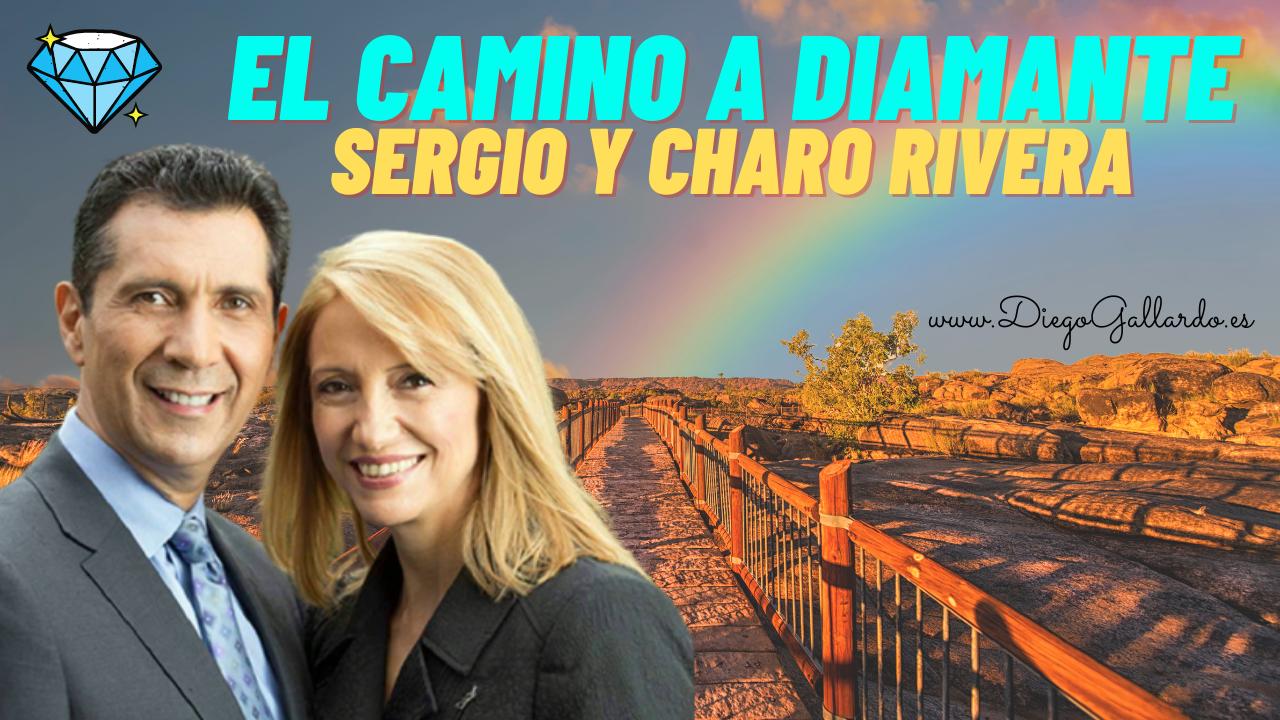 VÍDEO: EL CAMINO A DIAMANTE de SERGIO Y CHARO RIVERA