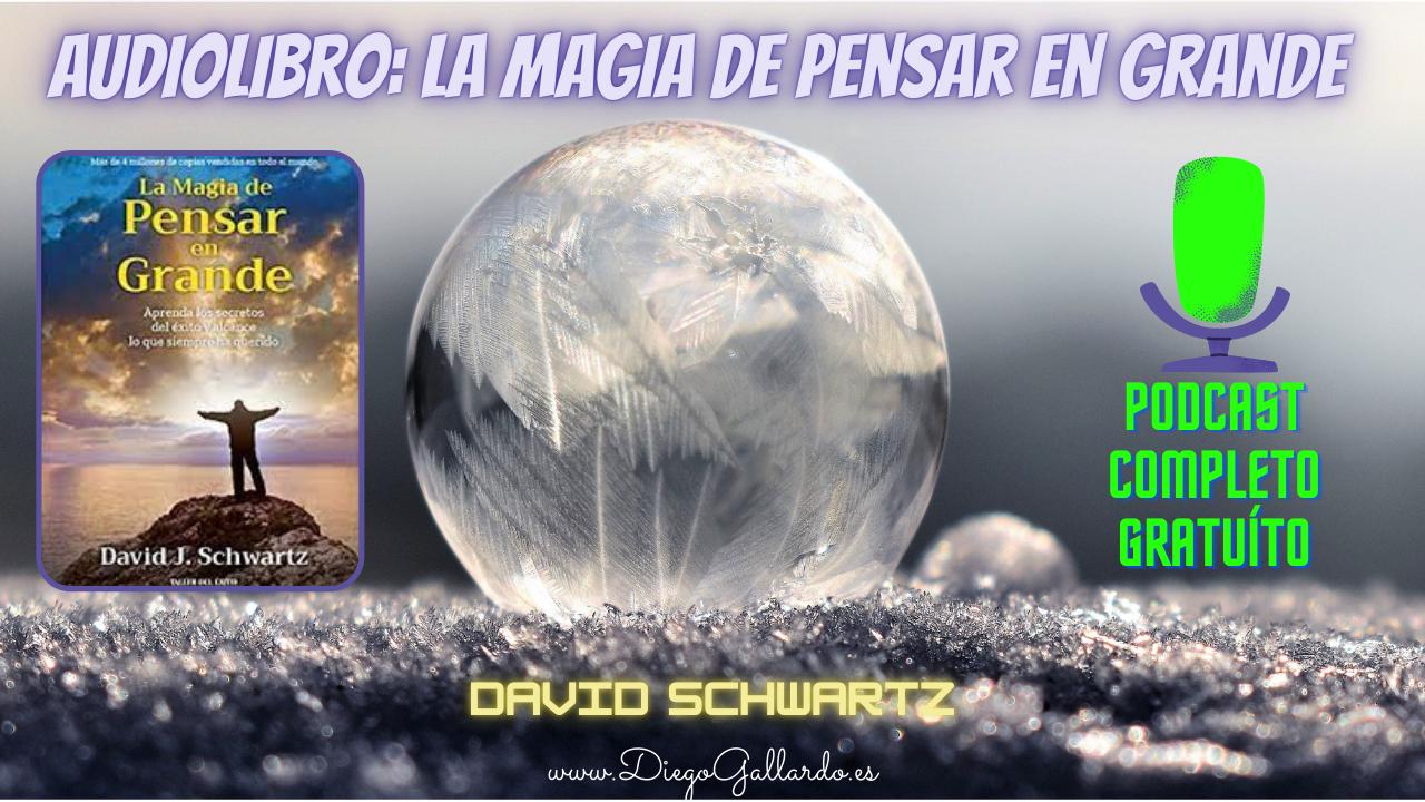 AUDIOLIBRO: La MAGIA de PENSAR en GRANDE de David SCHWARTZ