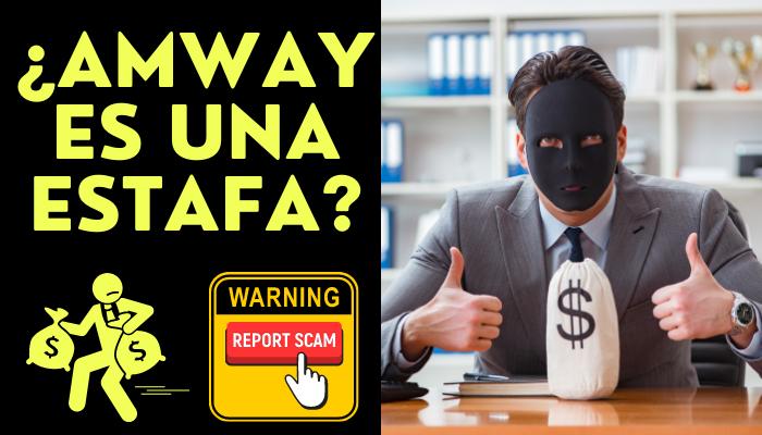 ¿Es AMWAY una ESTAFA o Scam?   Modelo de negocio Amway 2021